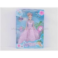 Doll with Beauty Set[solid Body] (mk3062412 )