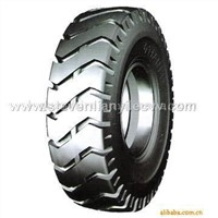 Earth-mover tyre