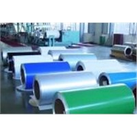 color coated coil for aluminium composite panel