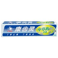 Herb Toothpaste