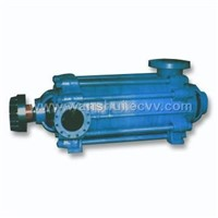 Multistage Abrasion-resistant Centrifugal Pump (MD
