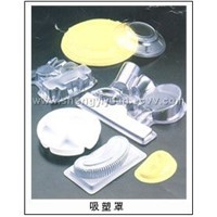 Plastic cover, vacuum formed packaging, blister