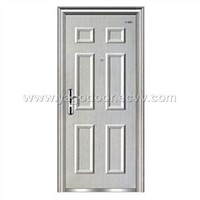 Exterior Steel Security Door