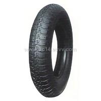 barrow tyre and inner tube