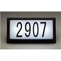 Address Sign Light