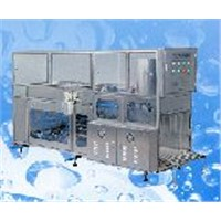 PLC-Controlled Water Bottling Machine