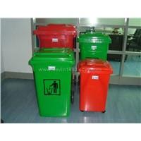 trash bin & pail  of plastic mould