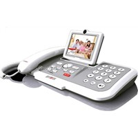 PSTN based Video Phone