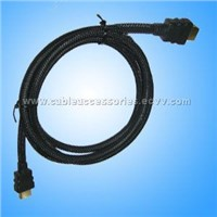 HDMI 19pin  M  To HDMI 19Pin M  Cable