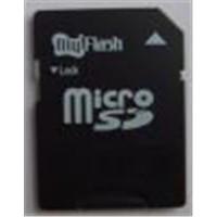 Flash Memory Card-Micro SD