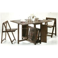 Foldable Dining Set