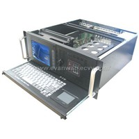 4U Rack Mount 6.4/ 8 Inch LCD workstation AWT-1000