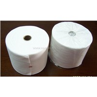 Nonwoven Soft Tissue Roll white and coloured waves