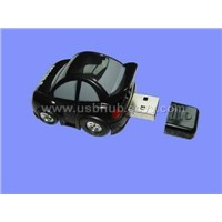 usb flash disk new car style