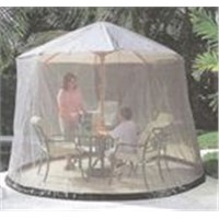 Patio Umbrella Mosquito Net/camping/mosqutio net tent/travel product/garden  prdouct