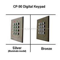 Door Controller Digital Keypad Access Control