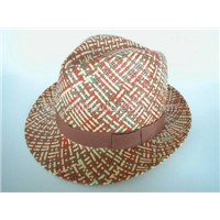 Straw hat leisure country