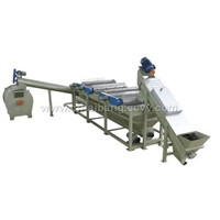 film washing, dewatering,drying equipme