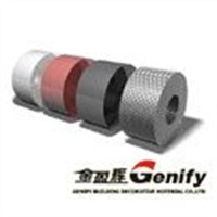 roller coating aluminum coil