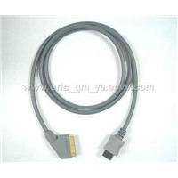 Scart Cable for Wii