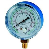 Freon pressure gauges
