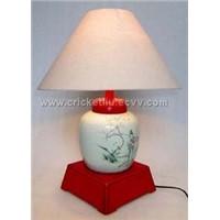 handmade table lamps