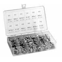 140pc grease nipple kit