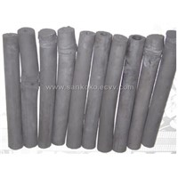 round solid bamboo charcoal