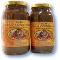 Jelly of Borojo and Chontaduro B&CH