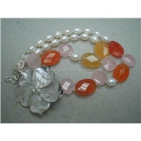 Pearl Jewelry in 925 silver