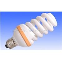 Full spiral energy-saving lamp