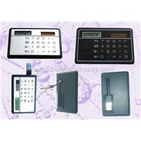 usb flash drive with calculator, USB FLASH DRIVE
