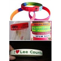 Promotional Silicon Wrist Band