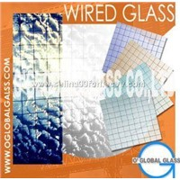 wired glass for sell