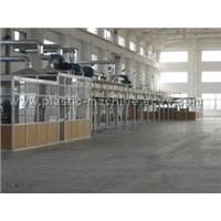 aluminum composite panel coating line