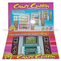 Family Cinema Player Toy