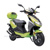 Moped Motor Scooter
