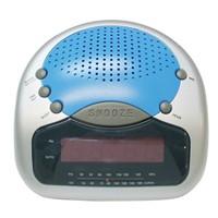 MW/FM Clock Radio