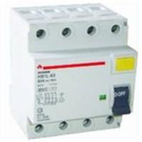 HB1L-63 Residual current circuit breaker