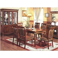 Dining table(solid wood furniture)