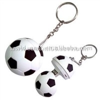 Football-Shape USB Flash Disk