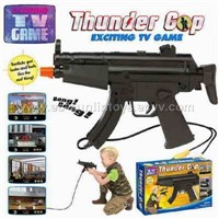 TV Shooting Gun