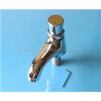 Push Button Self - Closing Lavatory Faucet