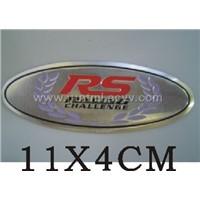 Aluminium Badge (AL01)