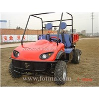Utility Vehicle (2WD & 4WD)