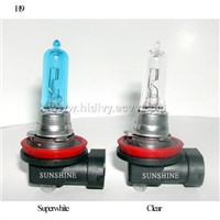 H9 Halogen lamps for auto headlights
