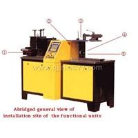 Multifunction Combination Wrought Iron Machine