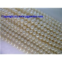Freshwater pearl jewelry & beads