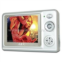 MP4 player with 2.5inch screen