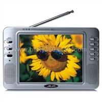 Digital LCD Color TV